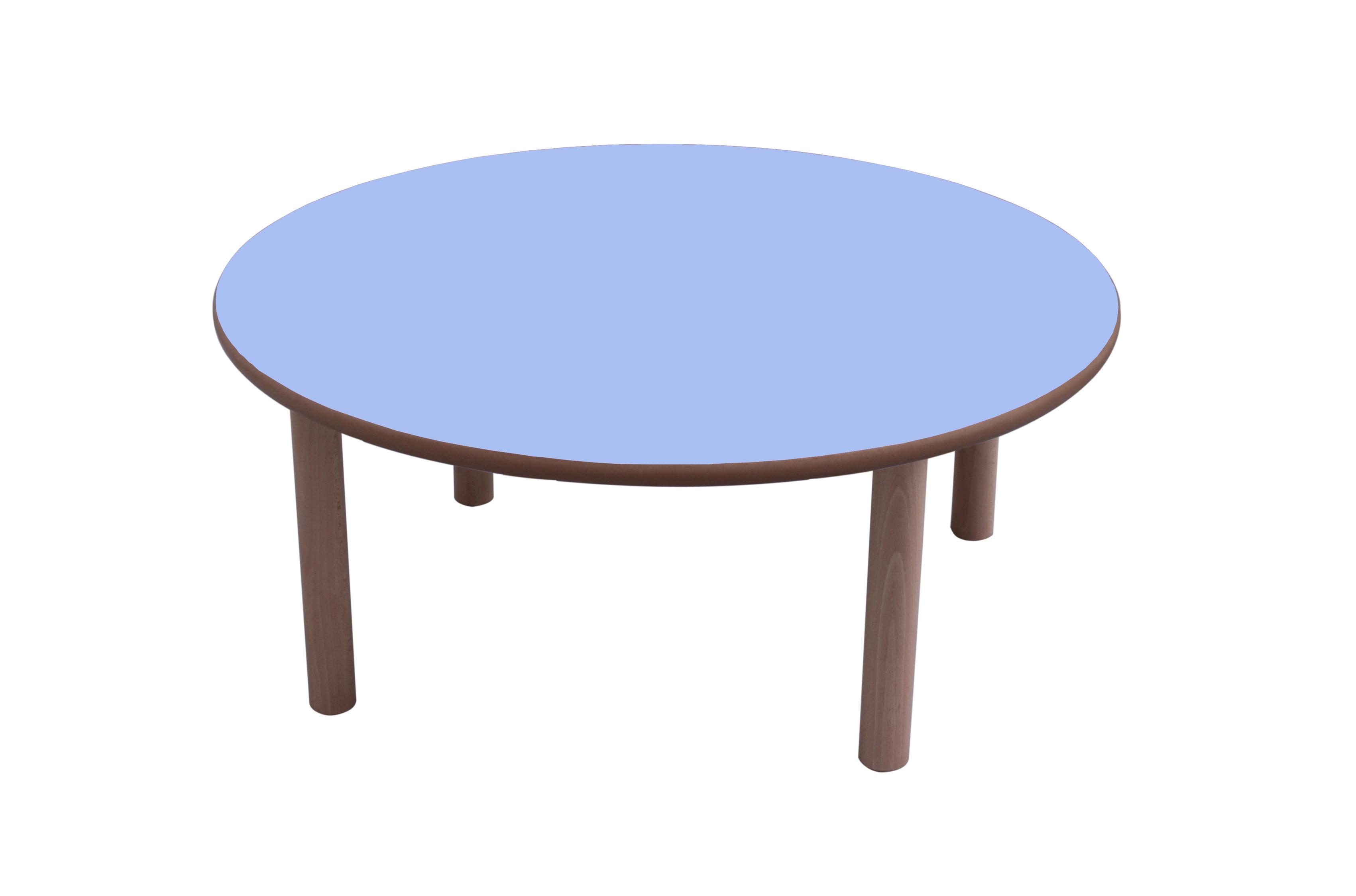 Mesa redonda di metro 120 cm mobiliario for Mesa redonda blanca 120 cm