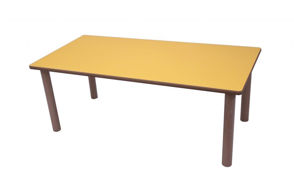 Mesa rectangular 120 x 60 cm mobiliario for Divano 60 x 120