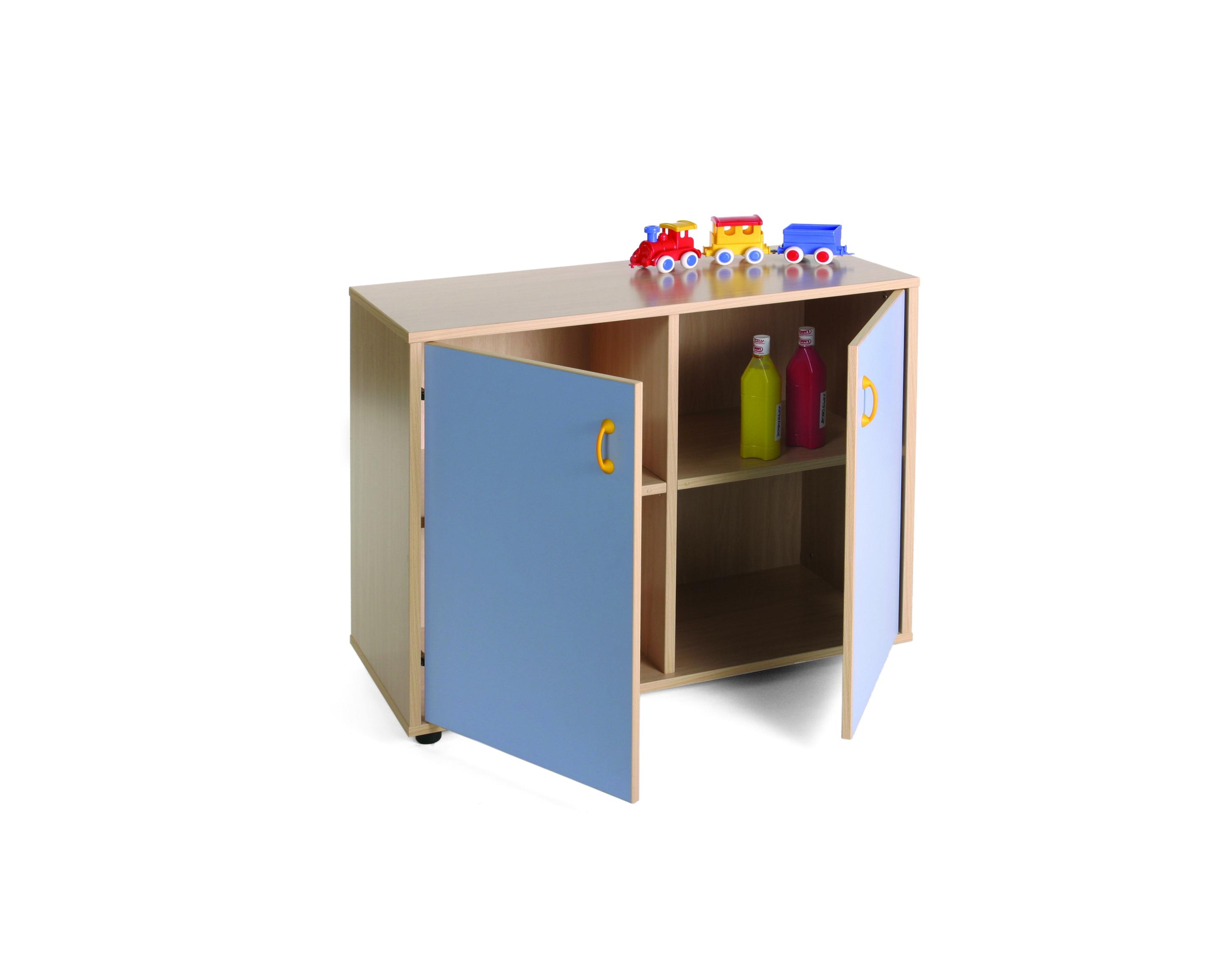 600204 mueble bajo armario 4 casillas 2 puertas for Mueble 4 puertas