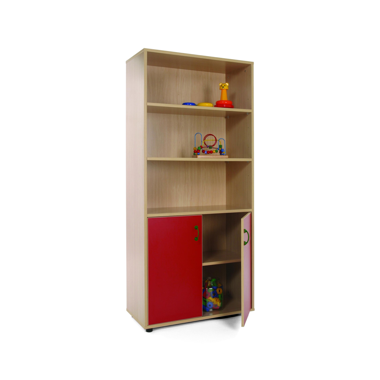 600404 mueble alto armario y estanter a mobiliario - Estanteria interior armario ...