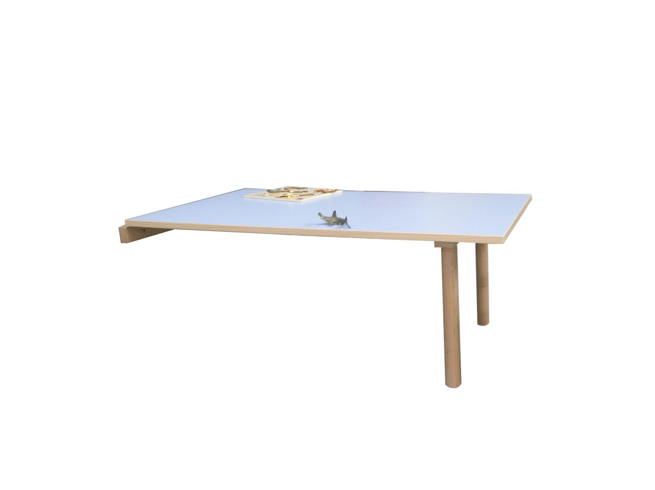 600501a mesa abatible 120 x 65 cm mobeduc mobiliario for Mesa abatible