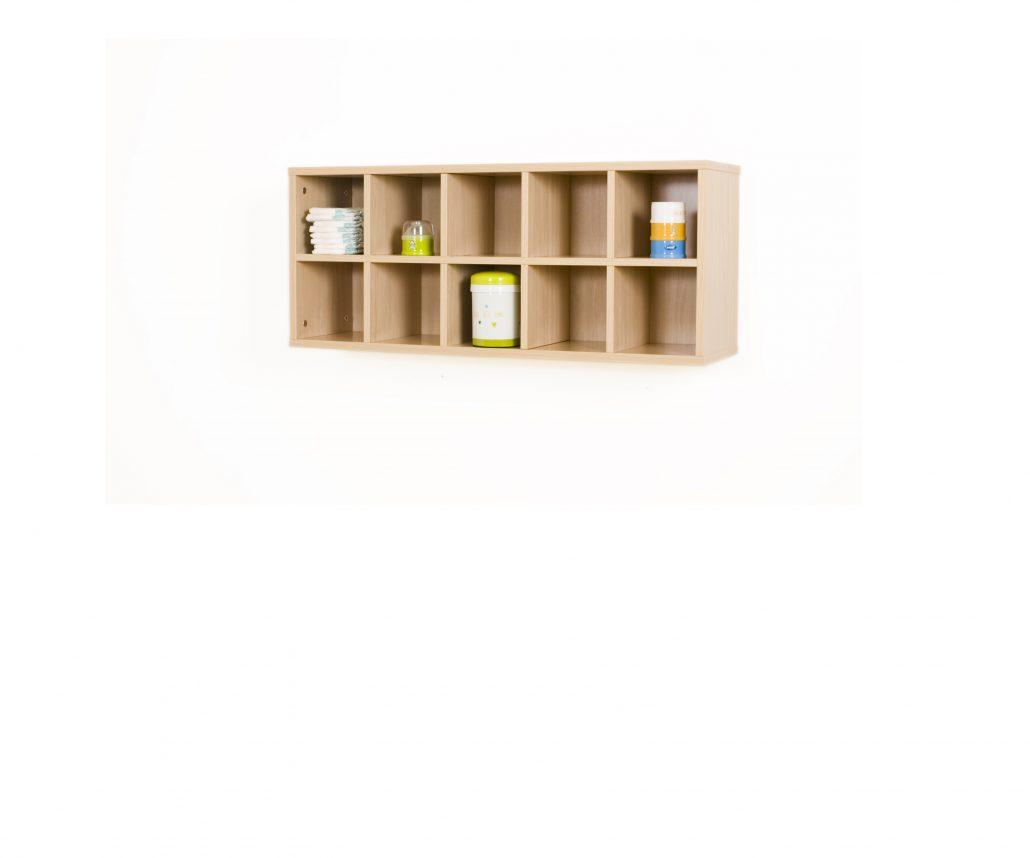 600706 mueble casillero 10 casillas 100 42 mobiliario escolar mobeduc - Mueble casillero ikea ...