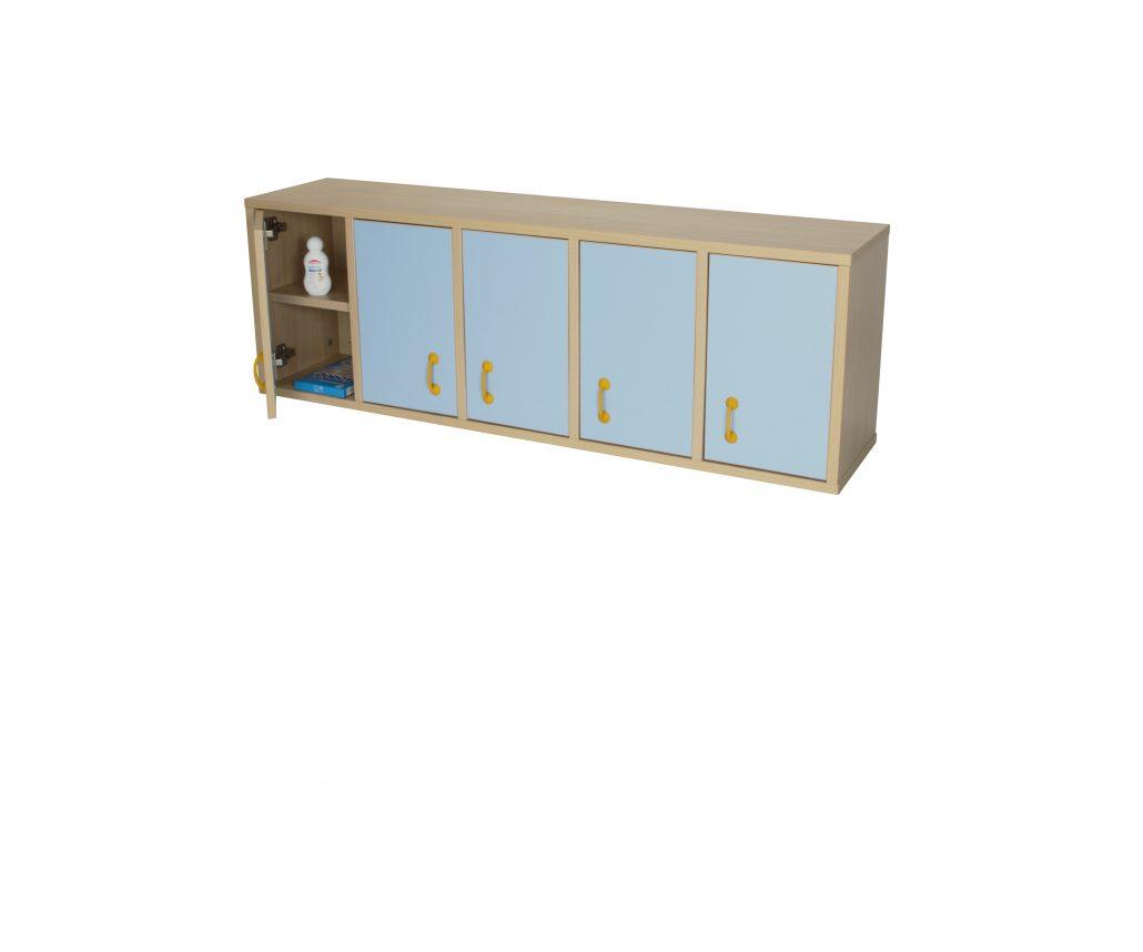 600712 mueble casillero 10 casillas con puerta - Mueble casillero ikea ...