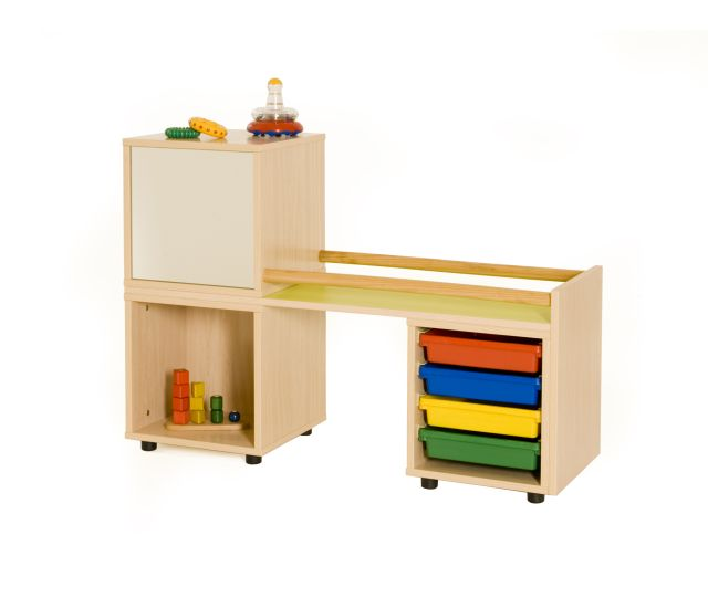 Mobiliario aulas 0 1 caminantes mobiliario escolar for Muebles para aulas