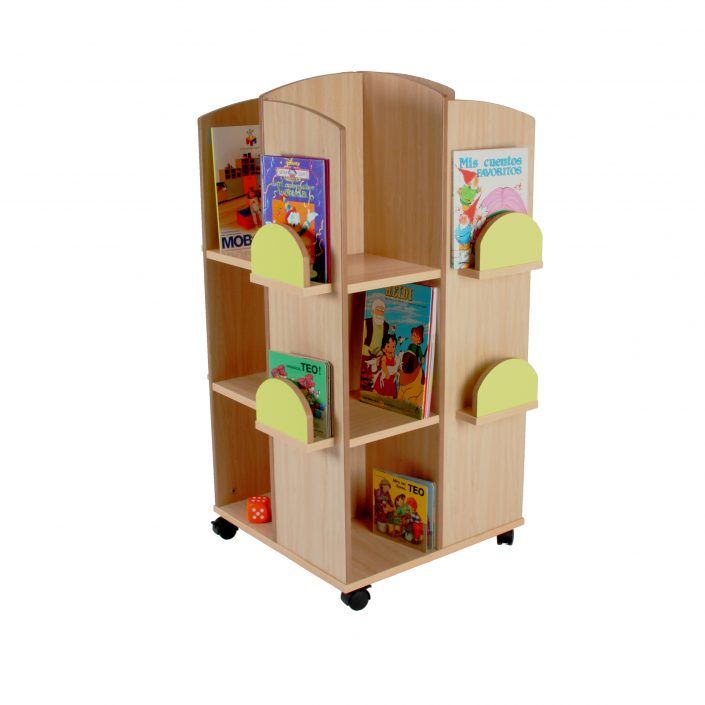 Mobiliario para biblioteca infantil mobeduc mobiliario - Mobiliario para libreria ...