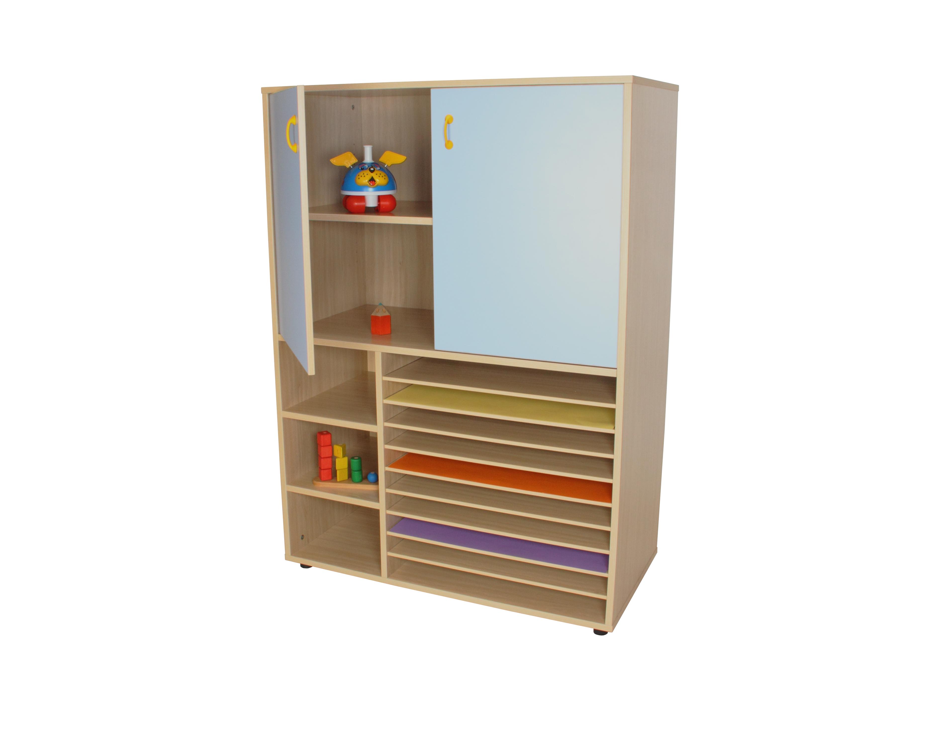 602212 mueble cartulinero y armario ancho 105 for Mueble 55 cm ancho