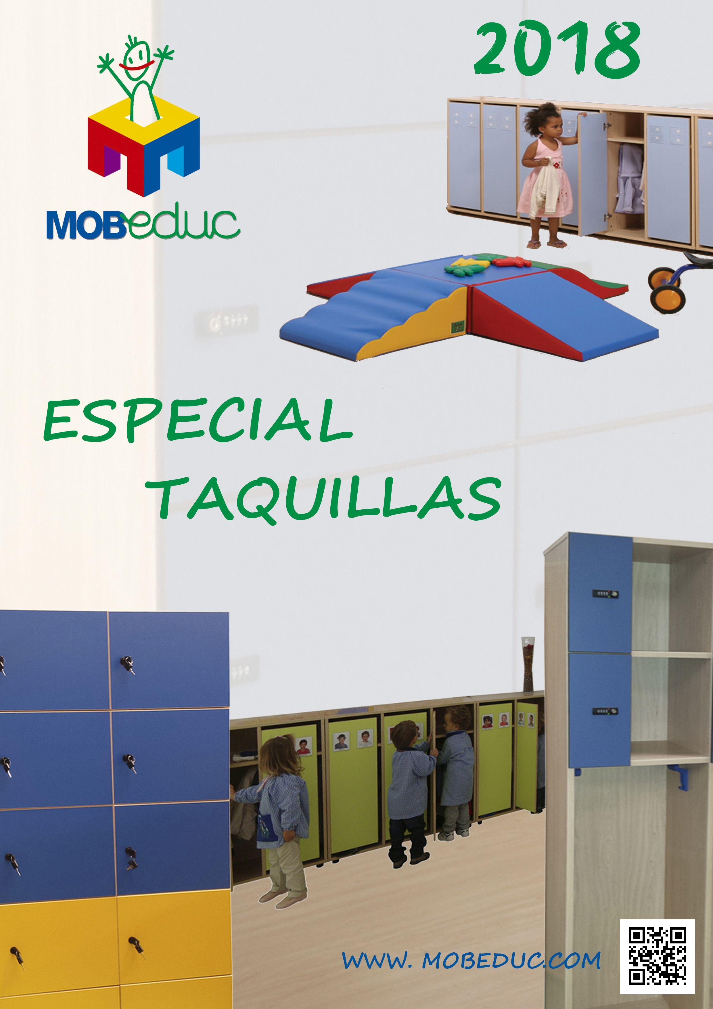 Cat Logos Mobiliario Infantil Mobeduc Mobiliario Escolar # Muebles Educativos